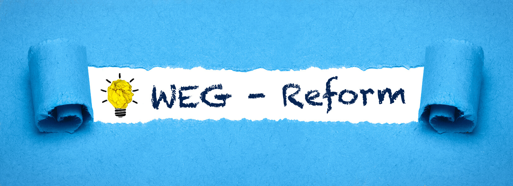 Vermögensstatus Vermögensbericht WEG-Reform